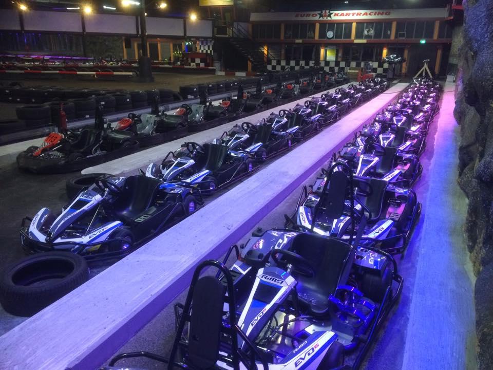 Kartracing & Bowling Groningen