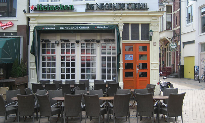 Cafe De Negende Cirkel