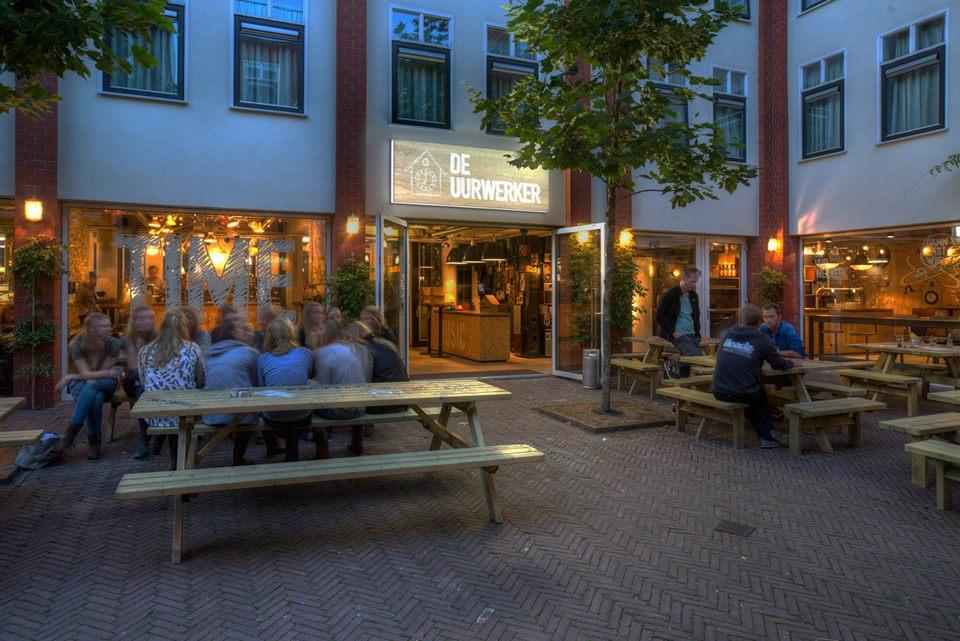 Cafe Uurwerker