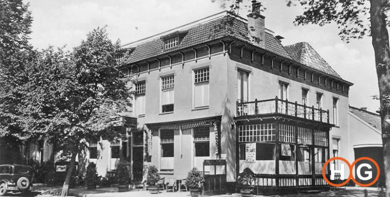 hotel faber pand 1935