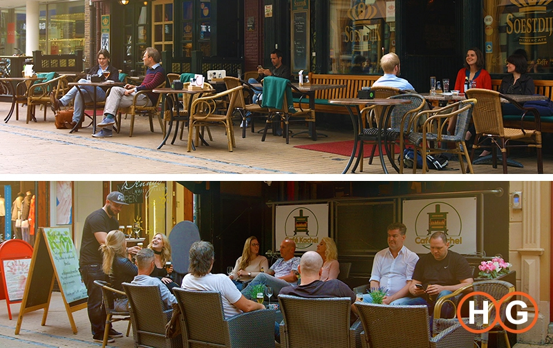 Uitgelicht: Diner-café Soestdijk en Café Kachel