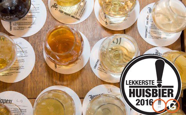 Het lekkerste huisbier van Nederland gezocht