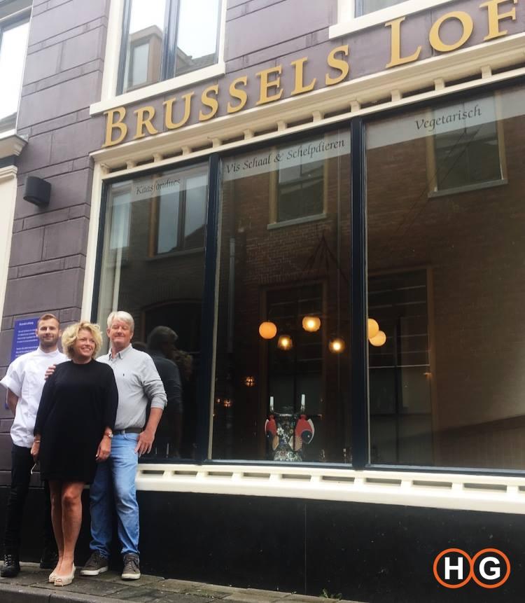 Brussel Lof Groningen verkocht