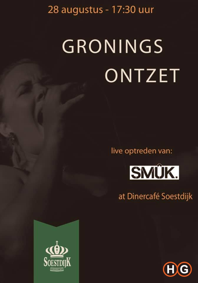 Gronings ontzet 28 augustus 2019 Dinercafe Soestdijk