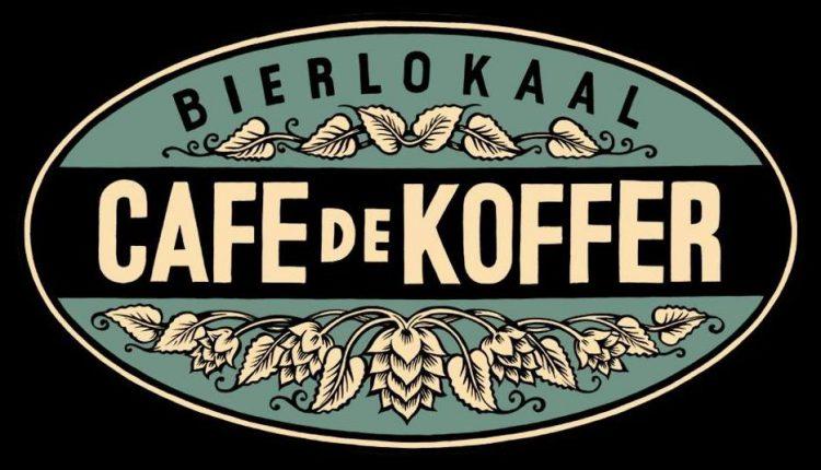 Biercafé de koffer logo HorecaGroningen