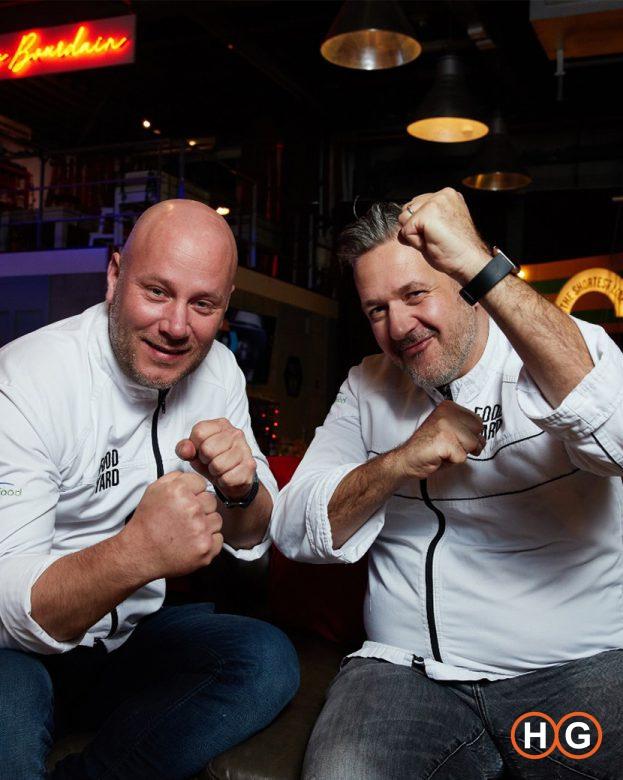 De adviseur van Jordy's keuken Horecagroningen.nl