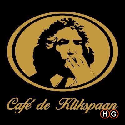 Logo Café de klikspaan Horecagroningen.nl