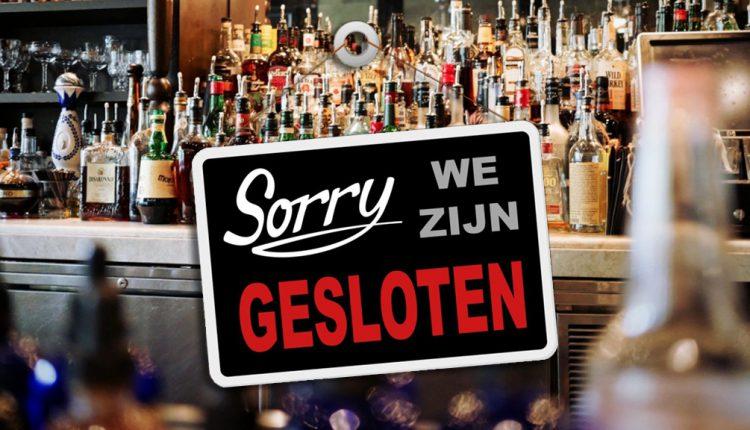 We zijn gesloten horecagroningen.nl