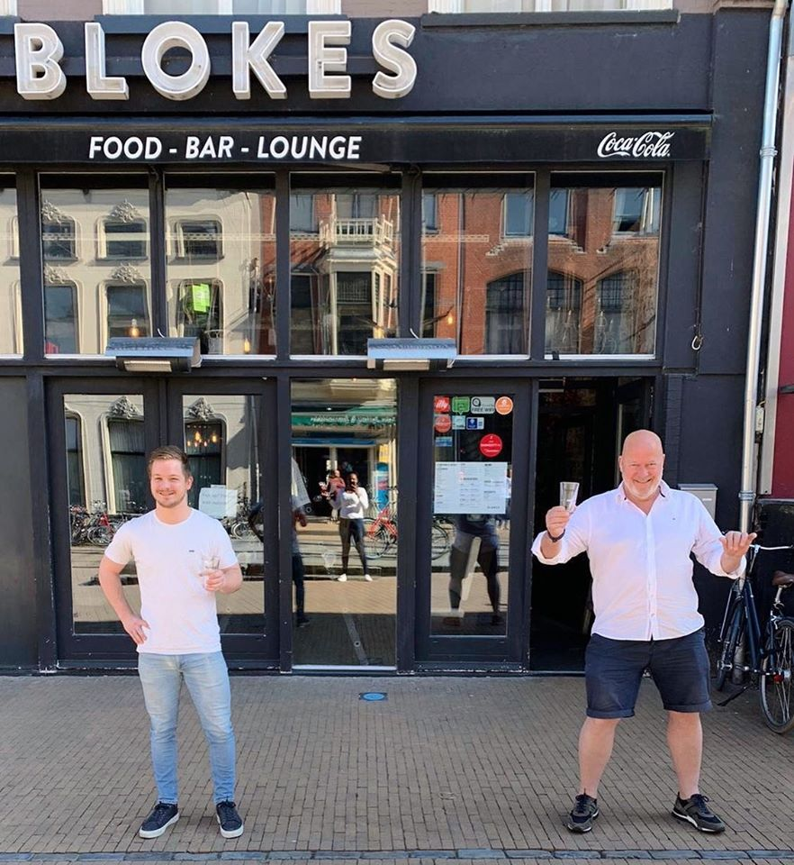 The Blokes FOOD – BAR – LOUNGE
