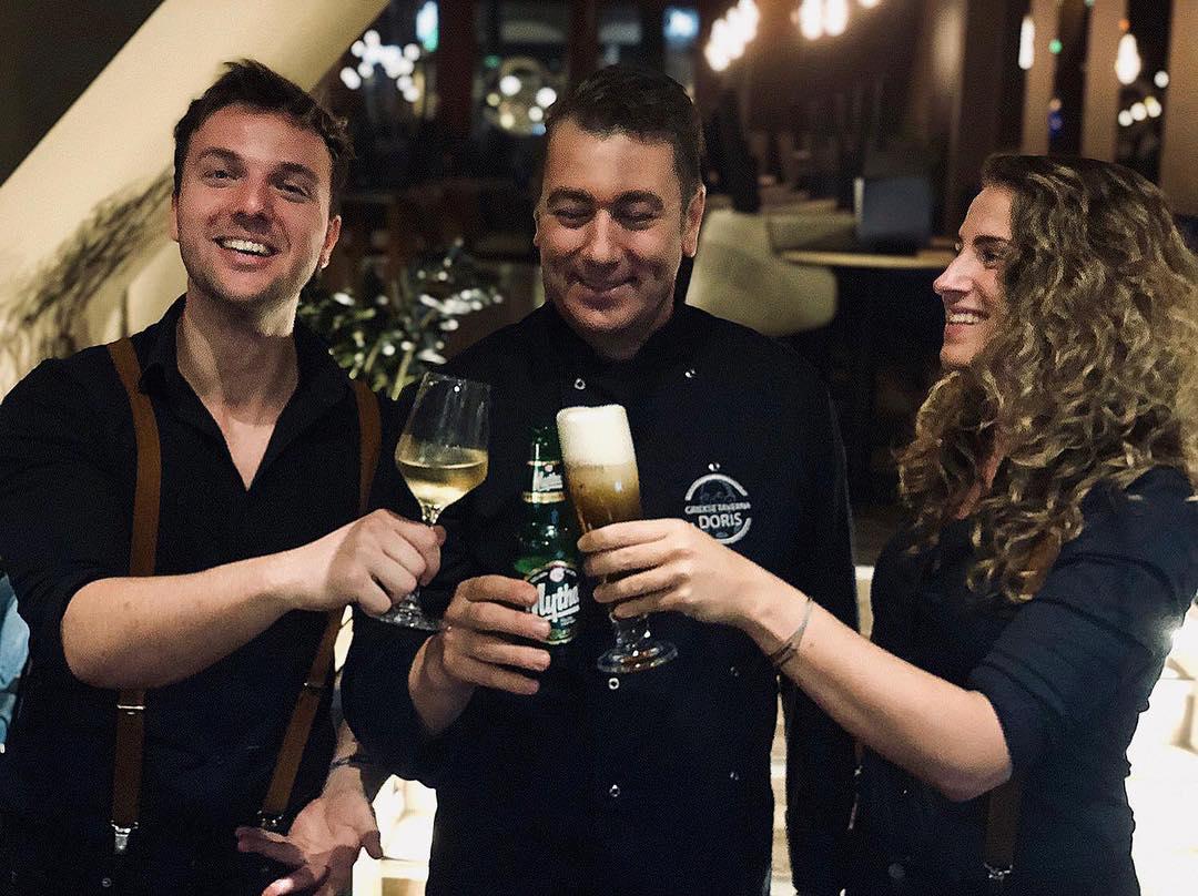 Griekse Taverna Doris