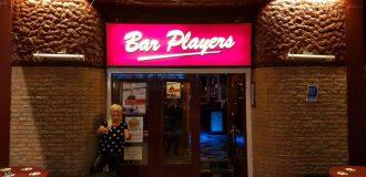 Bar Players buitenkant foto via facebook
