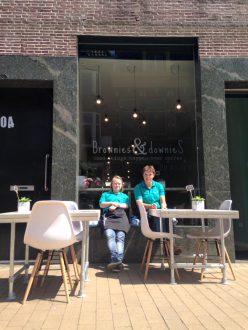 Brownies en downies Groningen voorgevel Facebook foto
