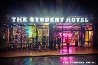The Student Hotel foto via facebook