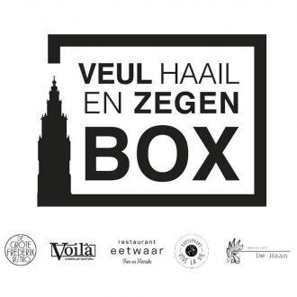 Veul Haail en Zegen box