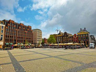 Grote Markt Groningen - Horecagroningen.nl