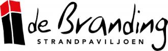 Strandpaviljoen De Branding logo